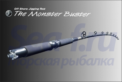 Спиннинг Zenaq The Monster Buster S60H