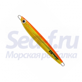 Блесна для джиггинга Pro Hunter K10 Kingpower 250g (Gold Orange)